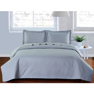 De Moocci Classic 3-piece Coverlet Set