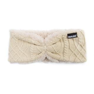 Muk Luks Women's Polyester Furpa/ Acrylic Textured Headband
