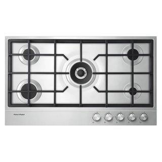 Fisher & Paykel 36-inch Gas Cooktop