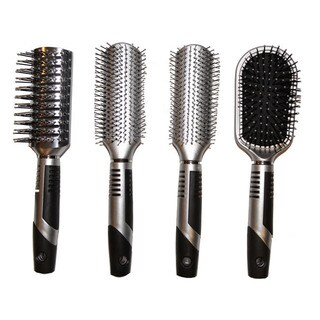 Viva Icicles Professional 4-piece Hair Brush Set