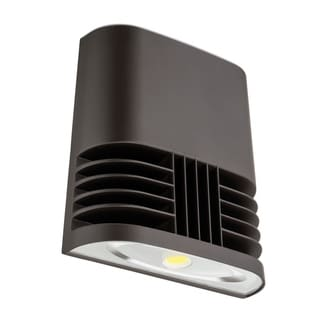 Lithonia Lighting OLWX1 LED 40W 50K 347 M4 Low Profile Bronze Outdoor LED Wall Pack