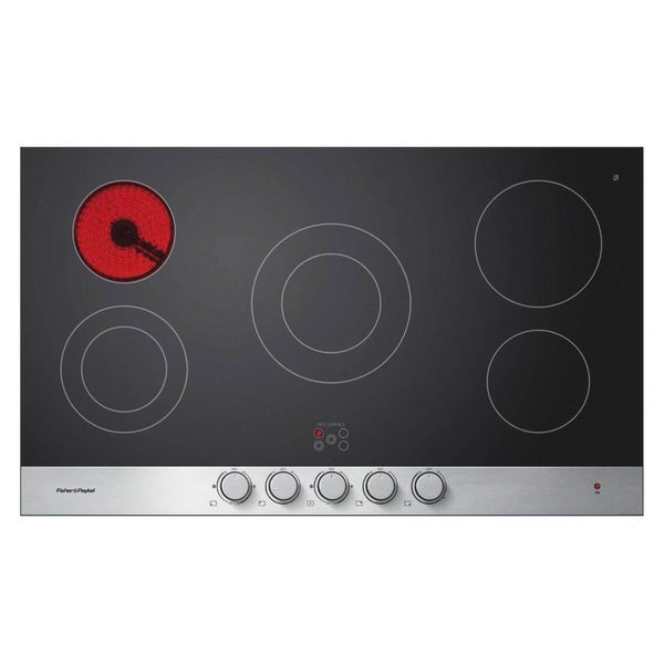 Dcs Fisher Amp Paykel 36 Inch Smoothtop Electric Cooktop