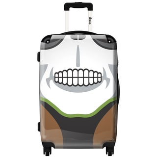 iKase 'Dayo 1'  Hardside Carry-on 20-inch  Spinner Upright Suitcase