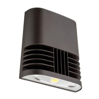 Lithonia Lighting OLWX1 LED 40W 40K M4 LED Dark Bronze Wall Pack
