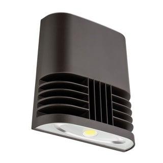 Lithonia Lighting OLWX1 LED 20W 50K M4 LED Dark Bronze Wall Pack