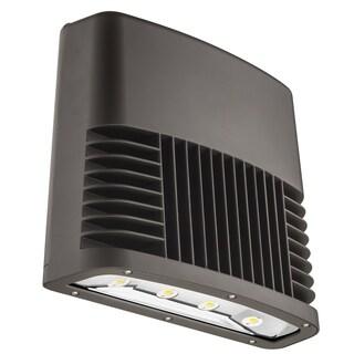 Lithonia Lighting OLWX2 LED 90W 40K 120 PE DDB M2 LED Black Bronze Wall Pack