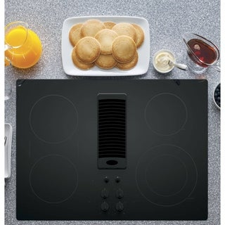GE Profile Ceramic/Metal 30-inch Smoothtop Electric Cooktop