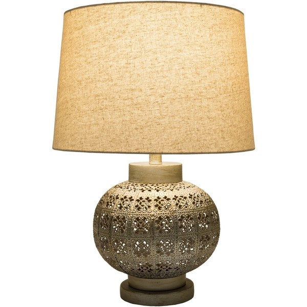 Horace Table Lamp with Iron Base