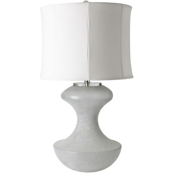 Kourou Table Lamp with Glass Base