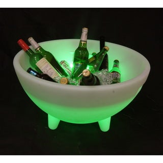 Small Size Round LED Ice Bucket