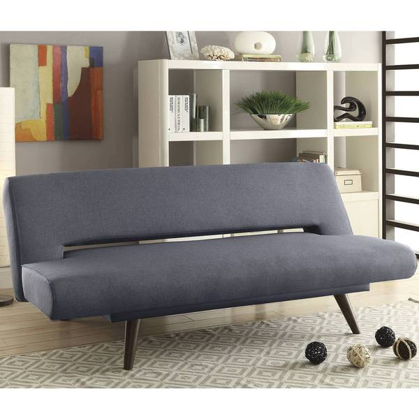 Shop Modern Design Convertible Sofa Bed - Free Shipping Today ...