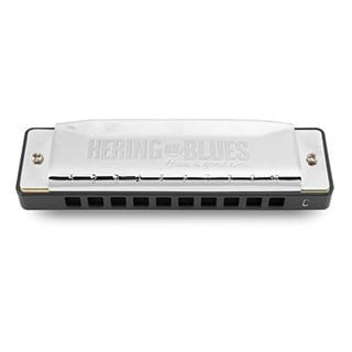 Hering Harmonicas 2020C Diatonic Blues Harmonica - Key of C