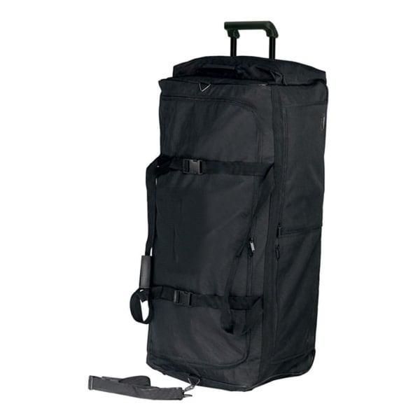 69c7a5f3468e Shop Goodhope Polyester 38-inch Rolling Duffel Bag - Free Shipping ...