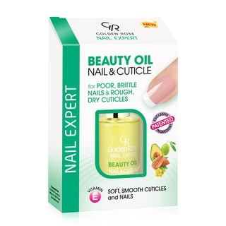Golden Rose Beauty Oil for Brittle Nails and Dry Cuticles