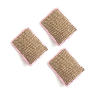 Rucci Terry Cloth Soap Bag (Pack of 3)