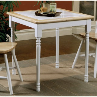 Coaster Company White Dining Table