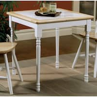 Coaster Company White Dining Table