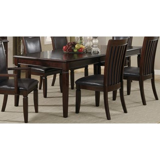 Coaster Company 6-seat Walnut Brown Dining Table