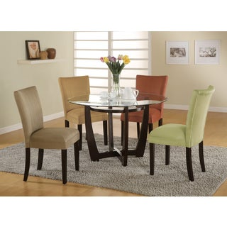 Coaster Company Cappuccino Round Table Base