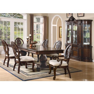 Coaster Company Cherry Wood Dining Table