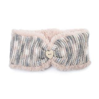 Muk Luks Women's Acrylic/ Polyester Furpa Romance Headband