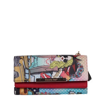Nicole Lee Pop Girl Wallet