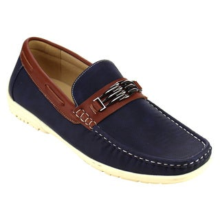 Arider Men's Moc Toe Loafers