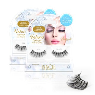 Blinque Lashes #43 (Pack of 2)