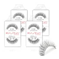 Kasina 747M False Eyelashes (Pack of 4)