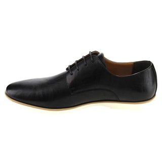 Arider AD04 Men's Four Eyelets Lace-up Flat Heel Office Oxfords