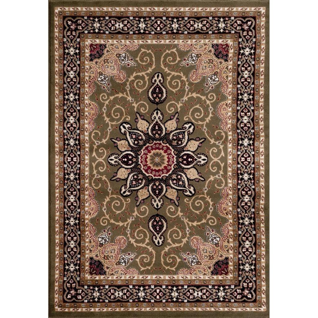 Persian Rugs Oriental Traditional Muilti Colored Area Rug...