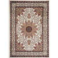 Persian Rugs Oriental Traditional Muilti Colored Area Rug - 2'2 x 7'8