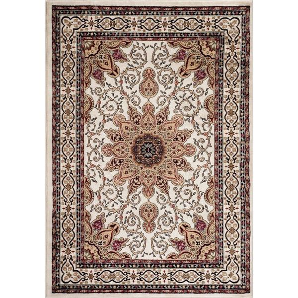 Persian Rugs Oriental Traditional Muilti Colored Area Rug (2'2 x 7'8)