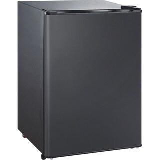 Igloo 4.6 CU FT Fridge Black