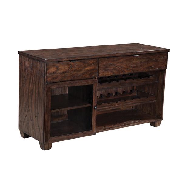 Coaster Company Brown Wood Buffet