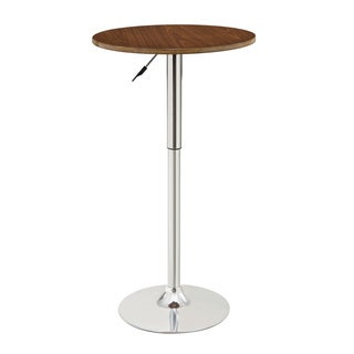 Coaster Company MDF and Natural Wood Adjustable Table