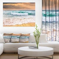 Discontinued product - Seashore Canvas Wall Art