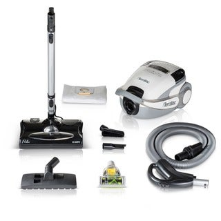 Prolux TerraVac 5-speed Sealed HEPA Filter Quiet Canister Vacuum Cleaner