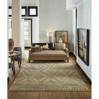 Mohawk Home Nomad Vado Area Rug - 8' x 10' (Option: Tan)