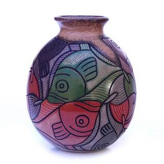 Fish Nicaraguan Pottery (Nicaragua)