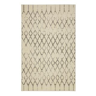 American Rug Craftsmen Nomad Carlsbad Gray Area Rug (5' x 8')