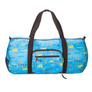 Full-size Pattern Collapsible Duffle