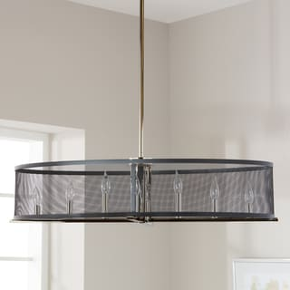 Kichler Lighting Titus Collection 8-light Polished Nickel Chandelier