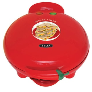 Bella Quesadilla Maker Red