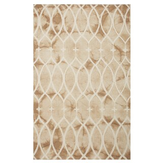 Excell Coventry Beige Area Rug (5'x8')