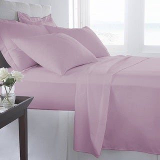 Super-soft 1600 Series Egyptian Comfort 6-piece Sheet Set