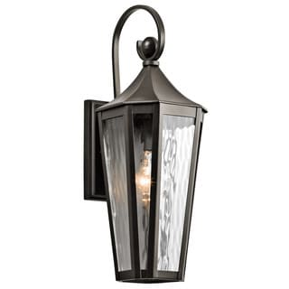Kichler Lighting Rochdale Collection 1-light Olde Bronze Outdoor Wall Lantern