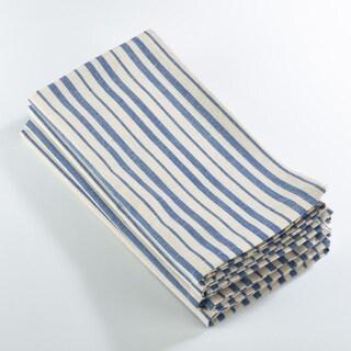 Dauphine Collection Striped Design Dinner Napkin (Set of 4)