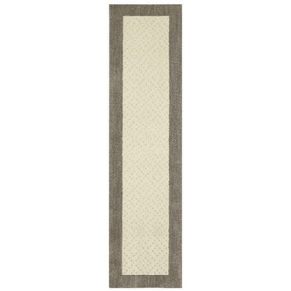 Mohawk Home Loft Christiana Cream Area Rug (2' x 8') - 2' x 8'