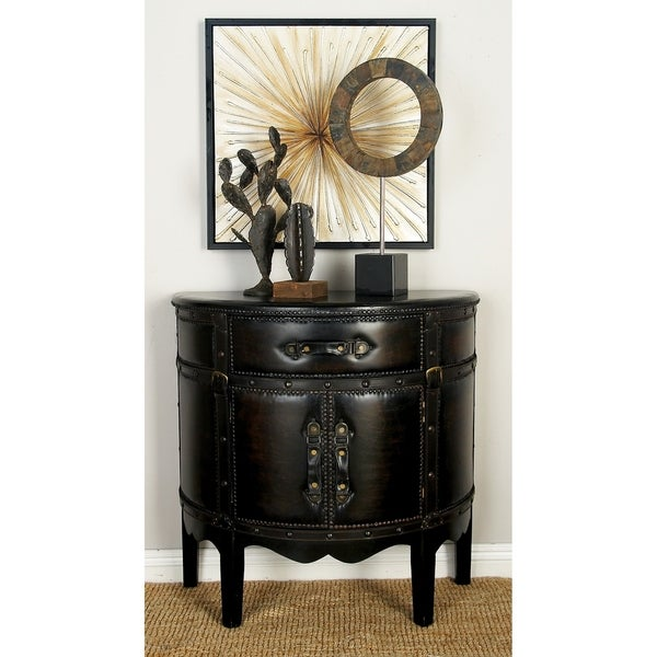 Round Tier Swivel Coffee Table